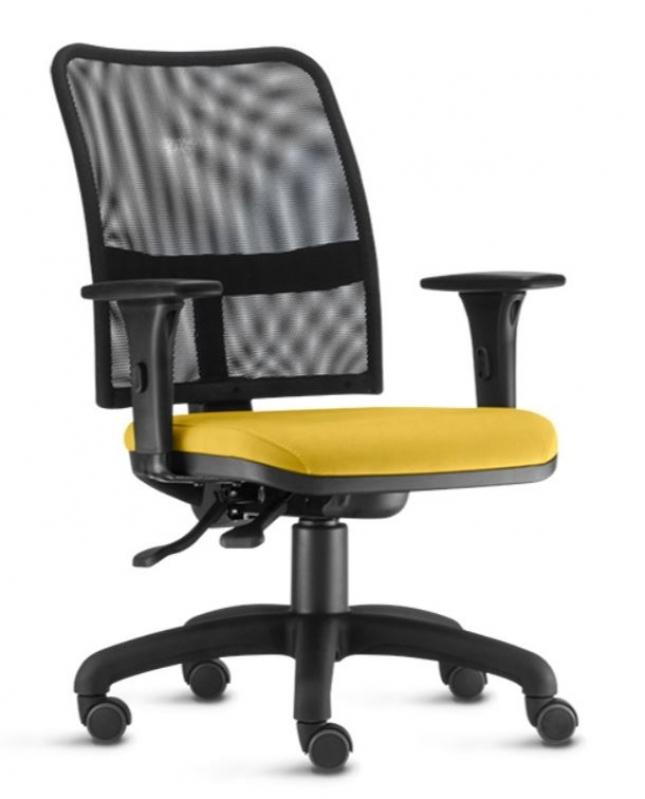 cafa5b83468a Em busca de uma cadeira de escritório diretor Vila Medeiros que de fato  supra suas necessidades com a máxima qualidade e o menor preço?